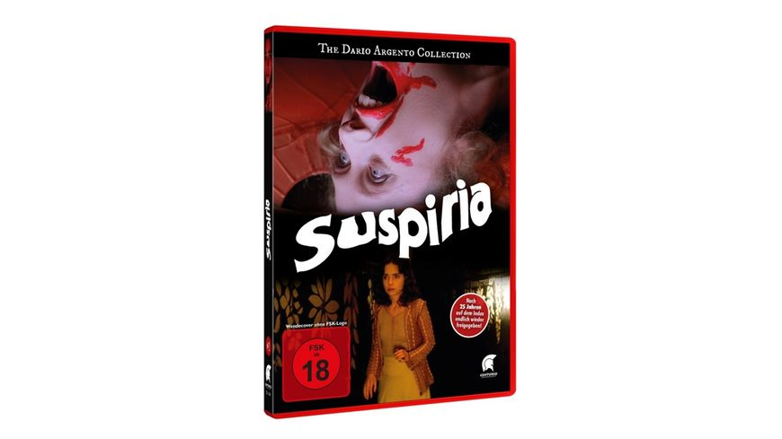 Suspiria Dario Argento Collection 1