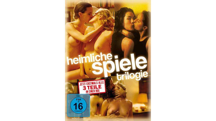 Heimliche Spiele Trilogie 3 DVDs