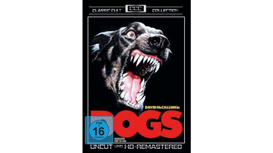 Dogs Classic Cult Collection Uncut HD Remastered