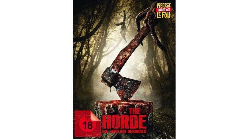 The Horde Die Jagd hat begonnen Mediabook DVD LE