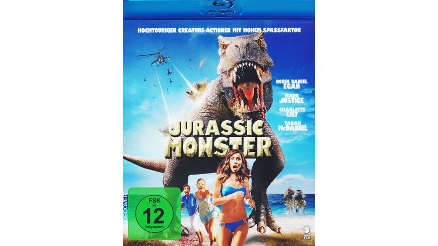Jurassic Monster Uncut