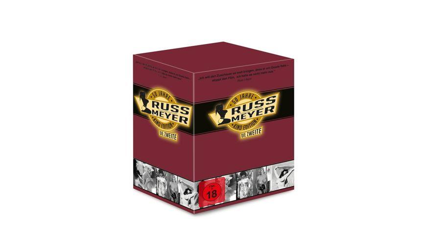 Russ Meyer Kino Edition Die Zweite 6 DVDs