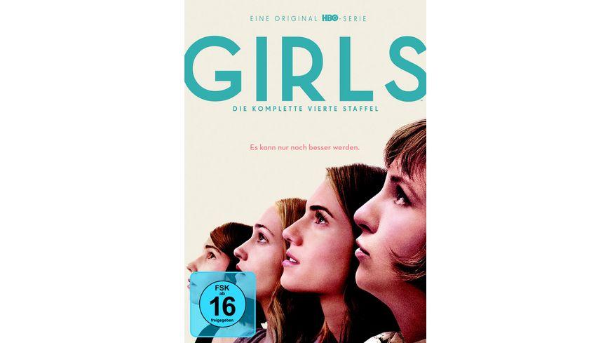 Girls Staffel 4 2 DVDs