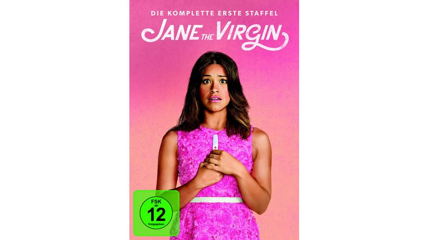 Jane the Virgin Die komplette 1 Staffel 5 DVDs