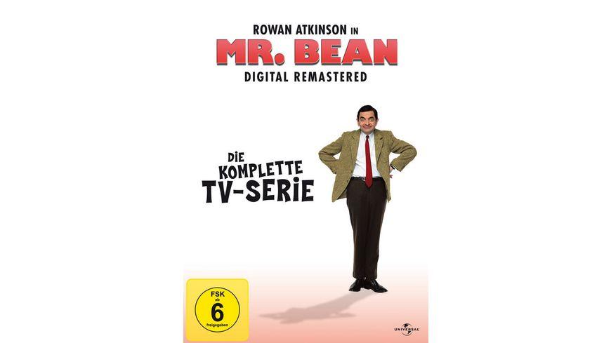 Mr Bean Die komplette TV Serie 20th Anniversary Edition 3 DVDs