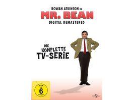 Mr Bean Die komplette TV Serie 3 DVDs