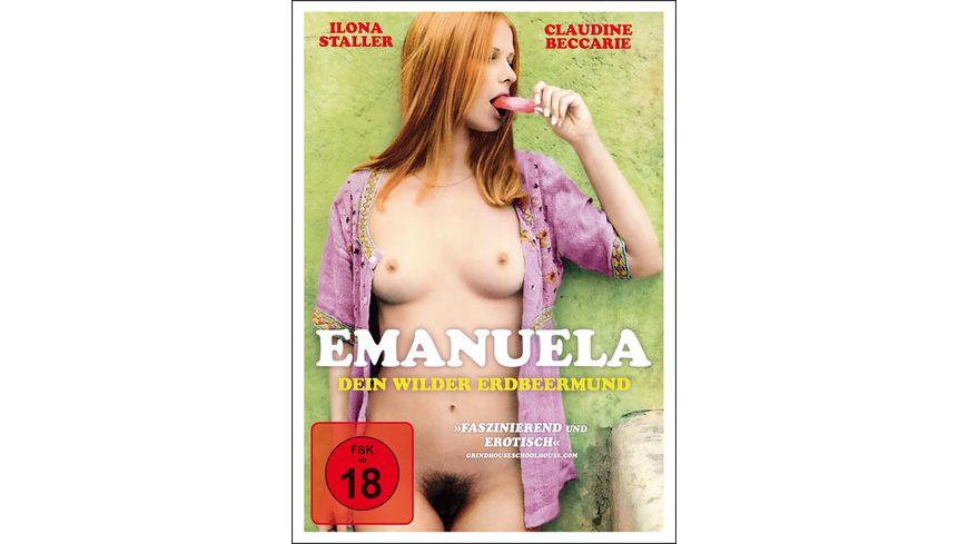 Emanuela Dein wilder Erdbeermund