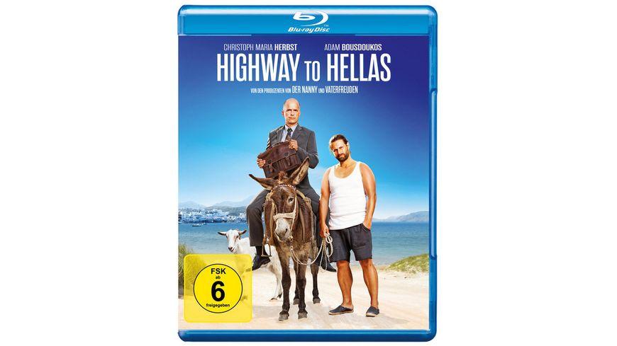 Highway to Hellas inkl Digital Ultraviolet