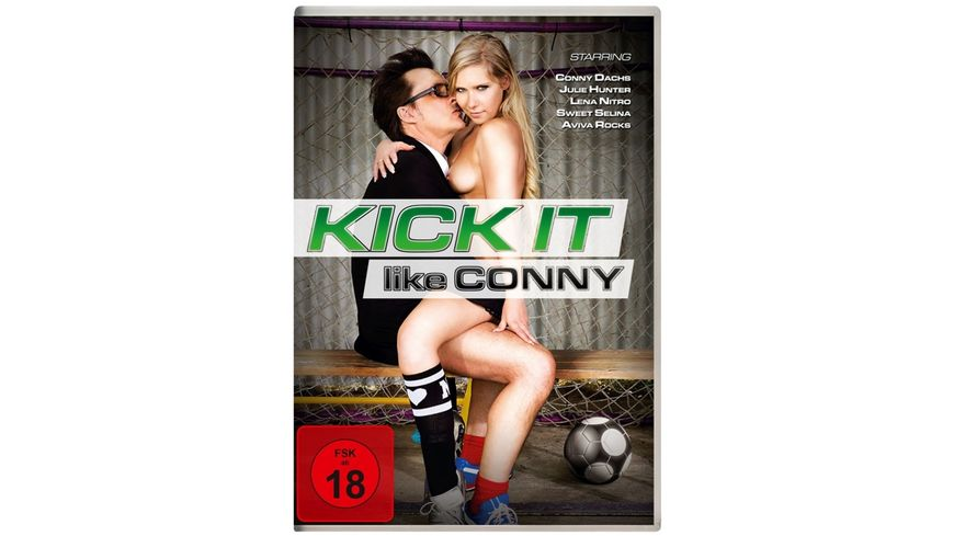 Kick It Like Conny