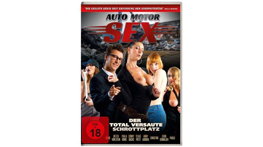Auto Motor Sex 2 DVDs