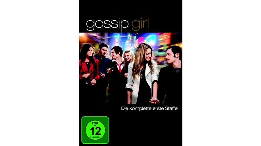 Gossip Girl Staffel 1 5 DVDs