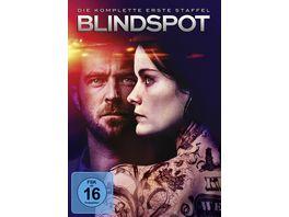 Blindspot Die komplette 1 Staffel 5 DVDs