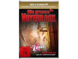 Die grosse Voyeur Box 6 DVDs Bonus DVD