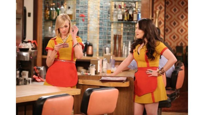 2 Broke Girls Staffel 5 3 DVDs