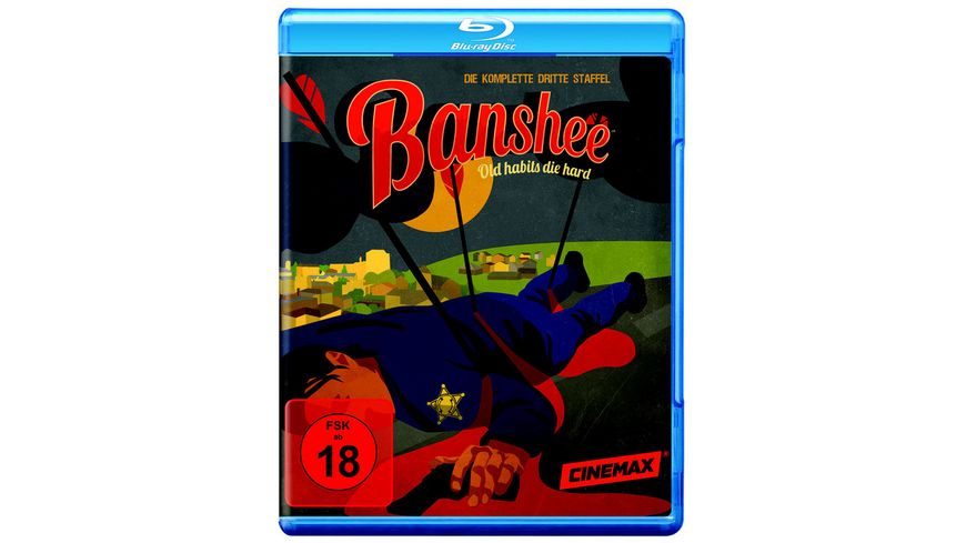 Banshee Staffel 3 4 BRs
