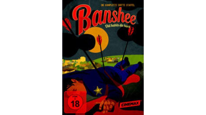 Banshee Staffel 3 4 DVDs