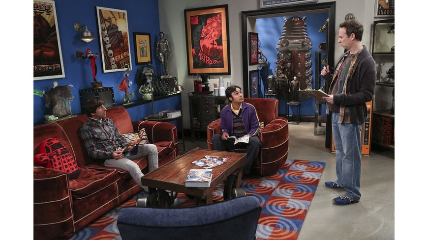 The Big Bang Theory Staffel 9 2 BRs