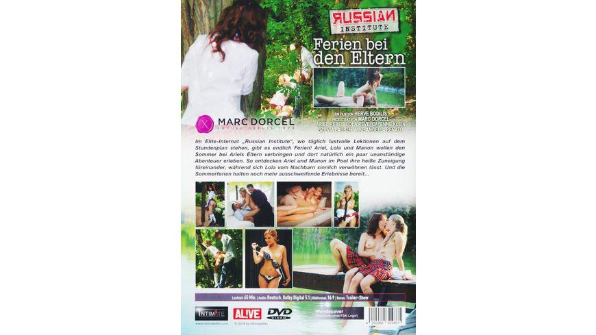Russian Institute Ferien bei den Eltern