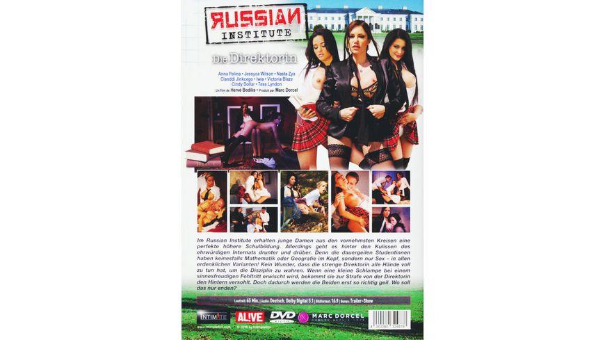 Russian Institute Die Direktorin