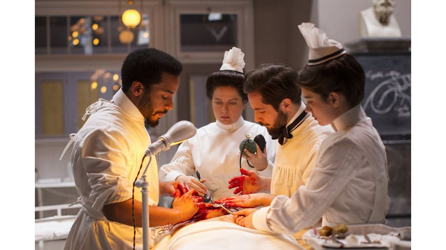 The Knick Die komplette 2 Staffel 4 DVDs