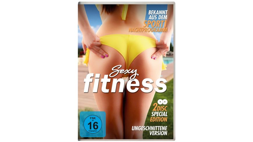 Sexy Fitness 2 DVDs