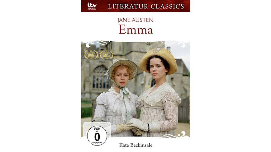 Emma Jane Austen Literatur Classics