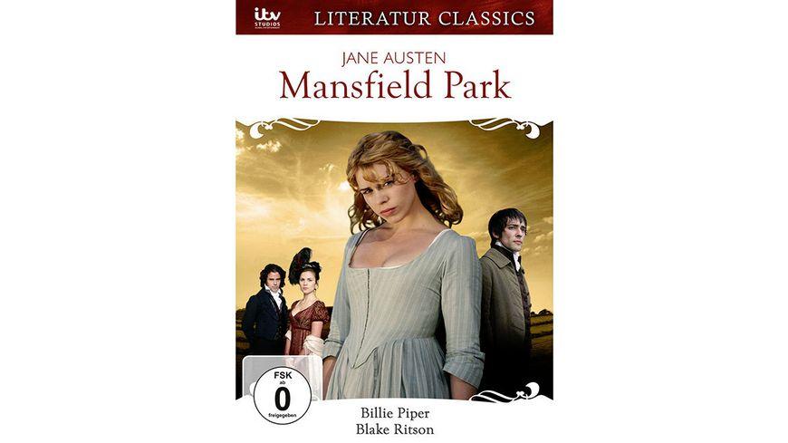 Mansfield Park Jane Austen Literatur Classics