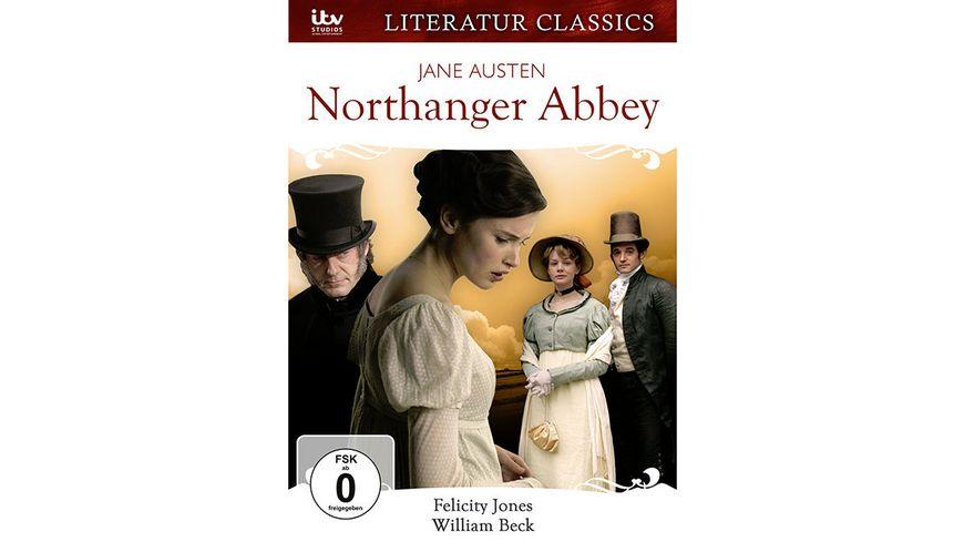 Northanger Abbey Jane Austen Literatur Classics