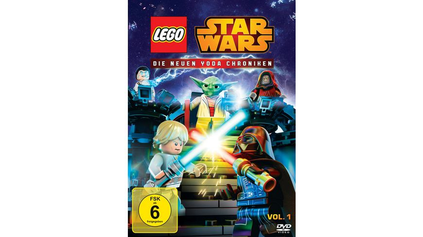 Lego Star Wars Die neuen Yoda Chroniken Volume 1
