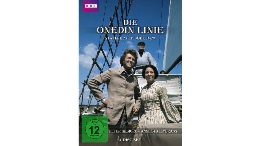 Die Onedin Linie Staffel 2 4 DVDs