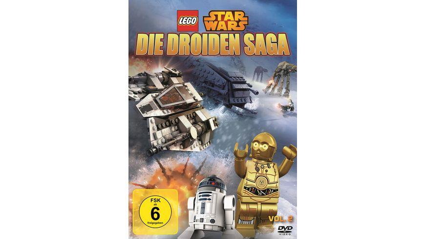 Lego Star Wars Die Droiden Saga Volume 2