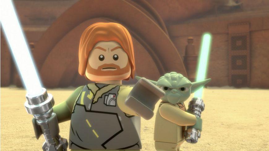 Lego Star Wars Die Yoda Chroniken