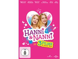 Hanni und Nanni 1 3 3 DVDs