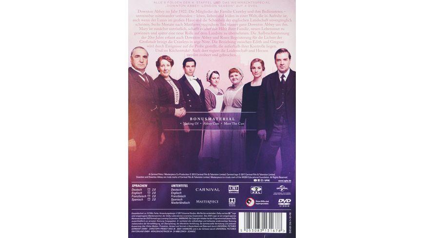 Downton Abbey Staffel 4 4 DVDs