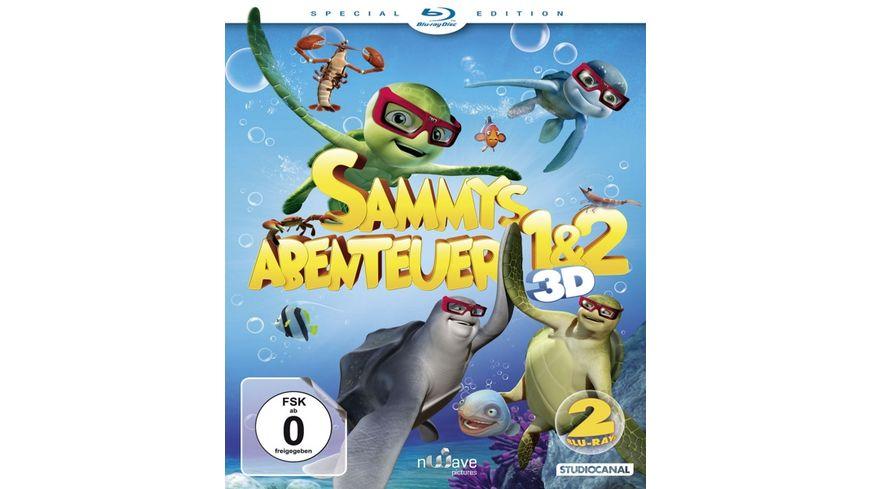 Sammys Abenteuer 1 2 SE 2 BR3Ds