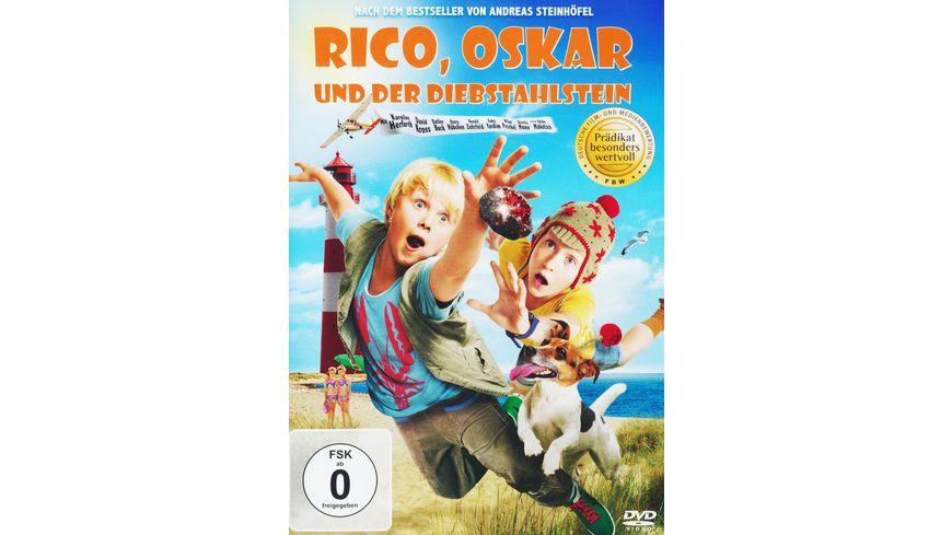 Rico Oskar und der Diebstahlstein