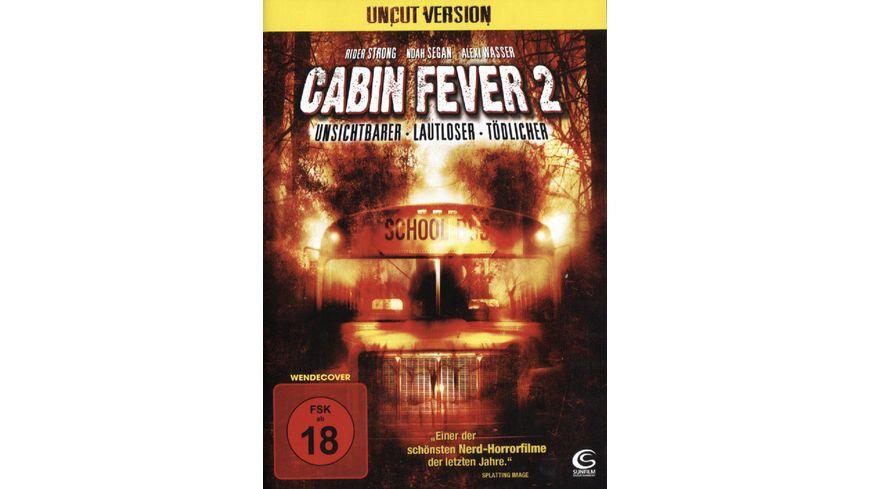 Cabin Fever 2 Uncut Version