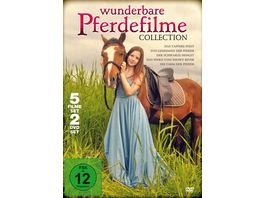 Wunderbare Pferdefilme Collection 2 DVDs