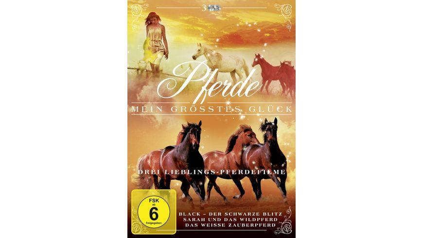 Pferde Mein groesstes Glueck 3 DVDs