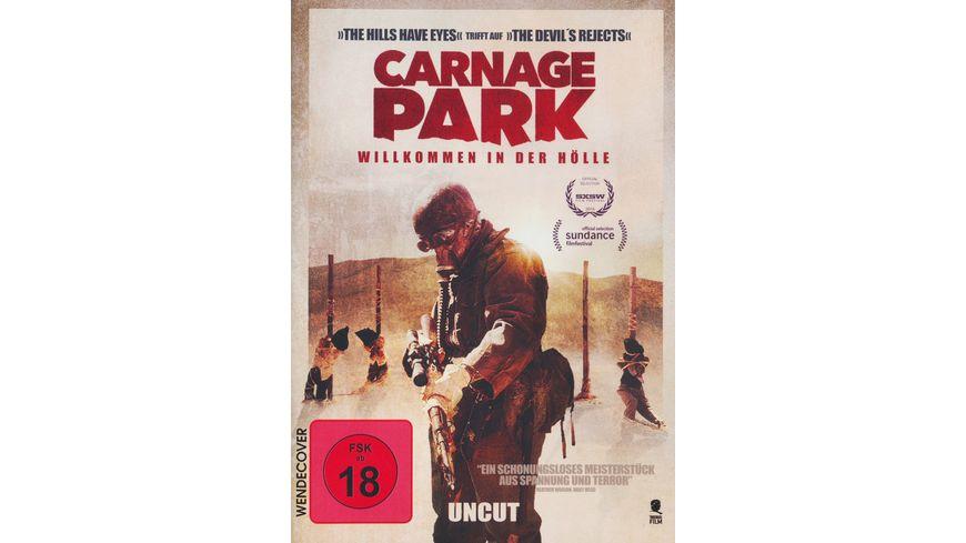 Carnage Park Uncut