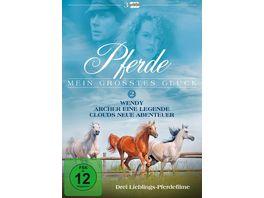 Pferde Mein groesstes Glueck 2 3 DVDs