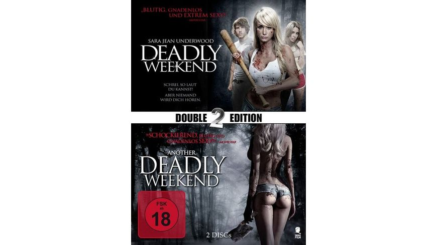 Deadly Weekend Another Deadly Weekend Double2Edition 2 DVDs