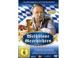 Weissblaue Geschichten Box 6 DVDs