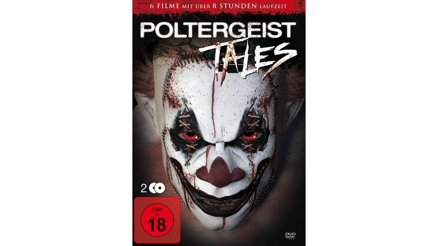 Poltergeist Tales 2 DVDs