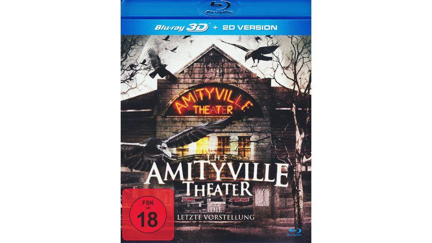 The Amityville Theater Die letzte Vorstellung inkl 2D Version