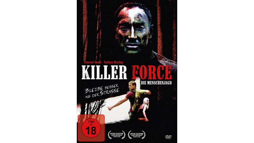 Killer Force Die Menschenjagd Uncut Edition