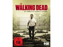 The Walking Dead Die komplette sechste Staffel Uncut 6 BRs