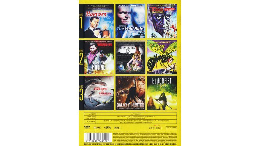 Roger Corman 90 Geburtstag Collection 3 DVDs
