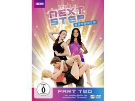The Next Step Season 2 Part Two 2 DVDs