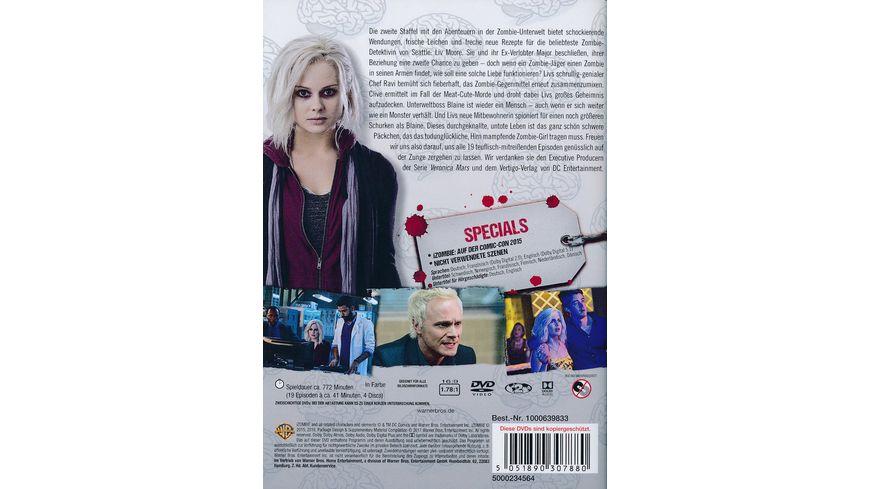 iZombie Staffel 2 4 DVDs